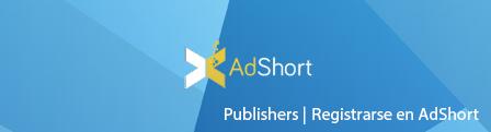 AdShort Media - Registrarse